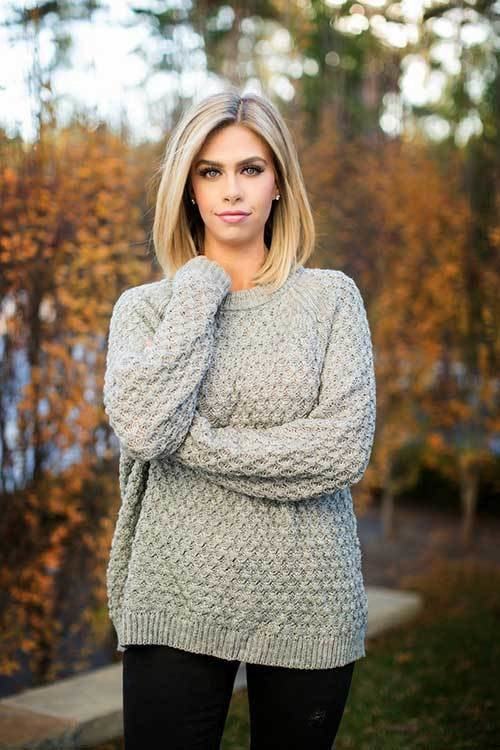 The Best 30 Blonde Long Bob Hair Bob Hairstyles 2018 Short Pictures