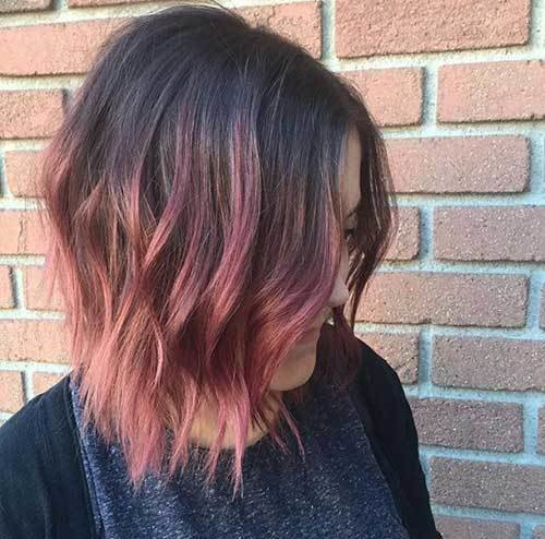 The Best 20 Long Bob Ombre Hair Bob Hairstyles 2018 Short Pictures