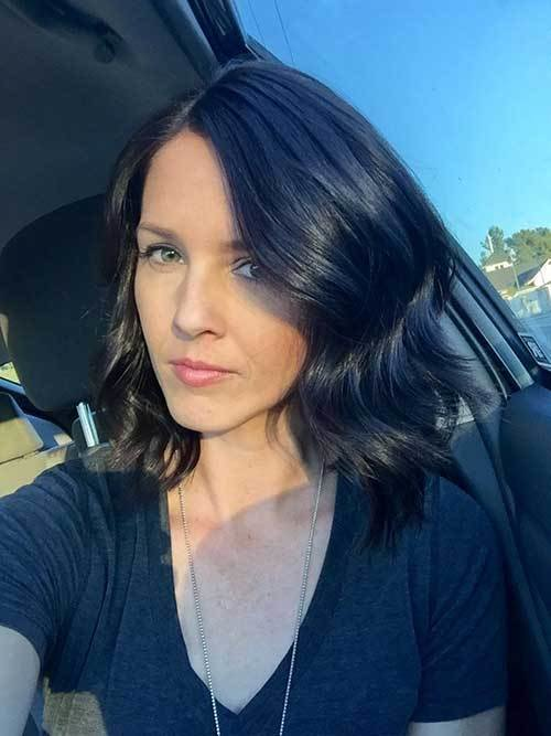 The Best 20 Brunette Bob Hairstyles Bob Hairstyles 2018 Short Hairstyles For Women Pictures