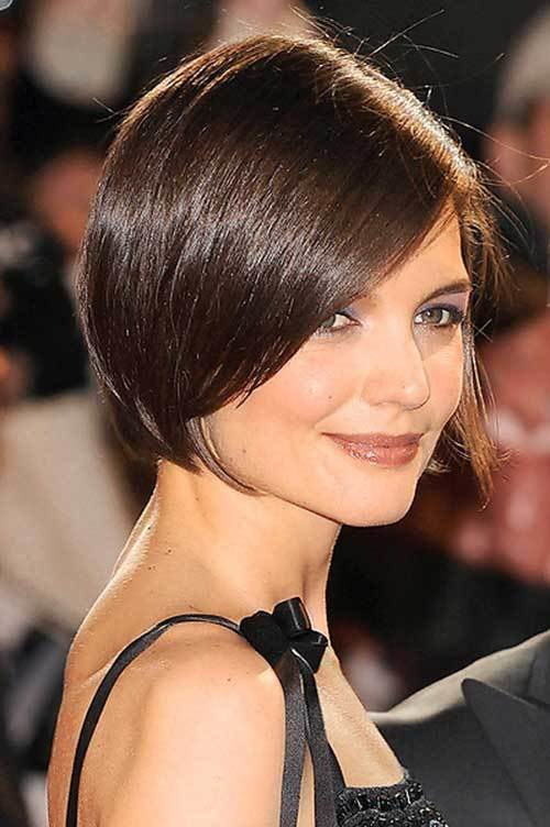 The Best 15 Katie Holmes Bob With Bangs Bob Hairstyles 2018 Pictures