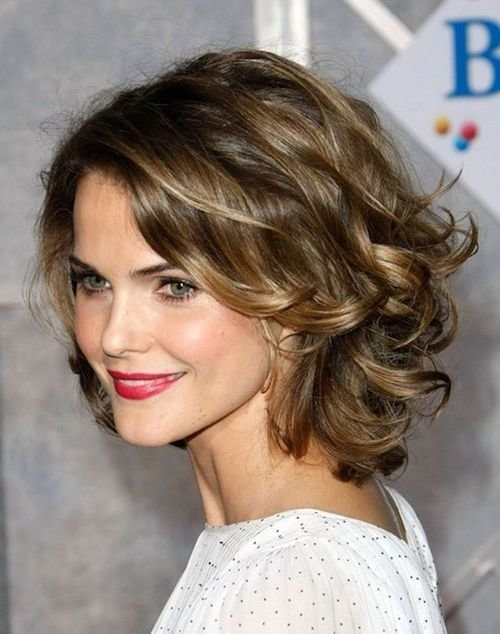 The Best 60 Quick And Easy Hairstyles For Short Long Curly Hair Pictures