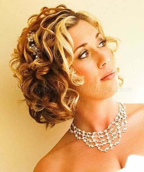 The Best 55 Stunning Wedding Hairstyles For Short Hair 2016 Pictures