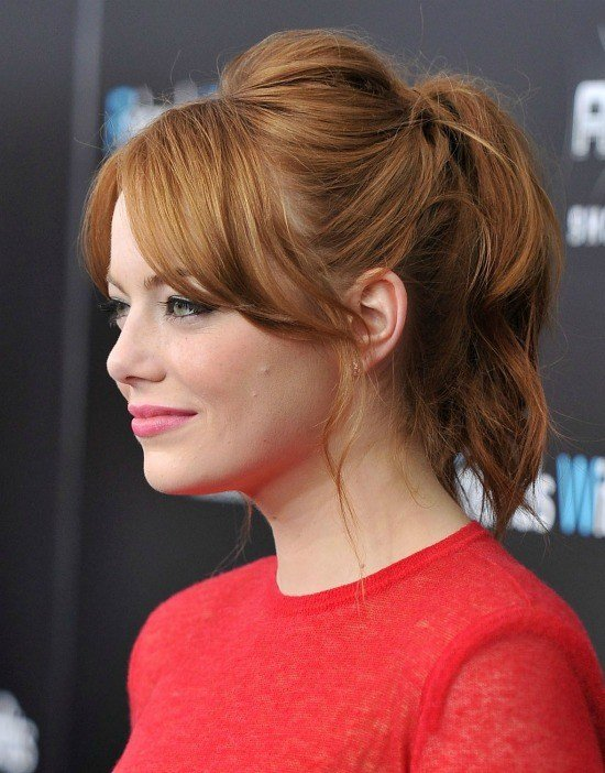 The Best 41 Stunning Emma Stone Hairstyles And Haircut Styles To Pictures