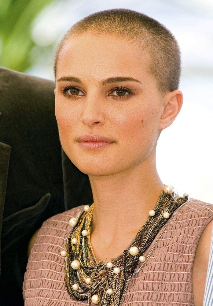 The Best 20 Gorgeous Women Who Shaved Their Heads Refined Guy Pictures