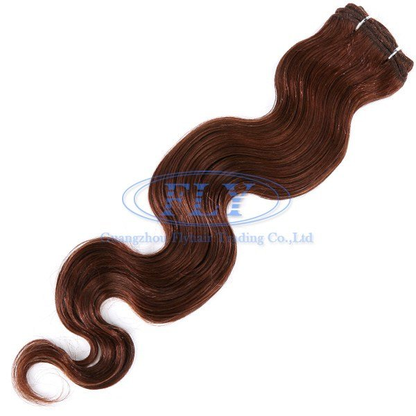 The Best 20 Inch Remy Brazilian Hair Weave Rich Copper Red Color Pictures