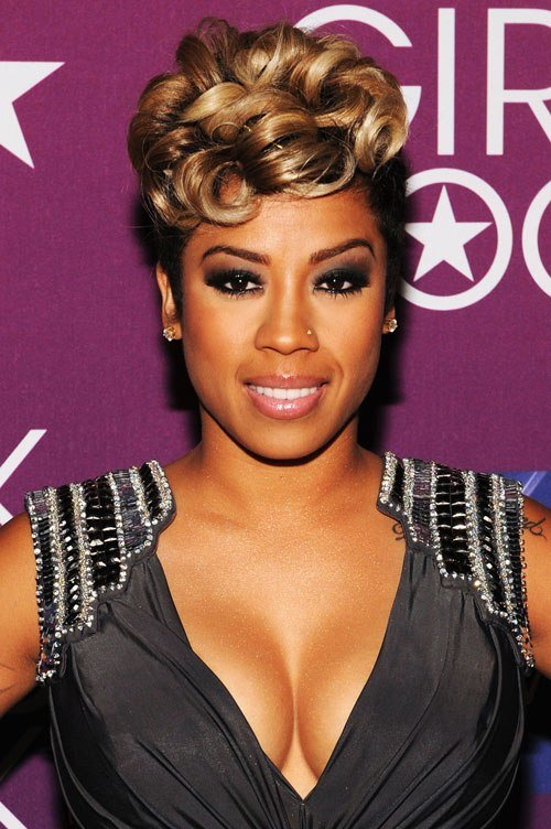 The Best 25 Fabulous Keyshia Cole Short Hairstyles Cool Trendy Pictures