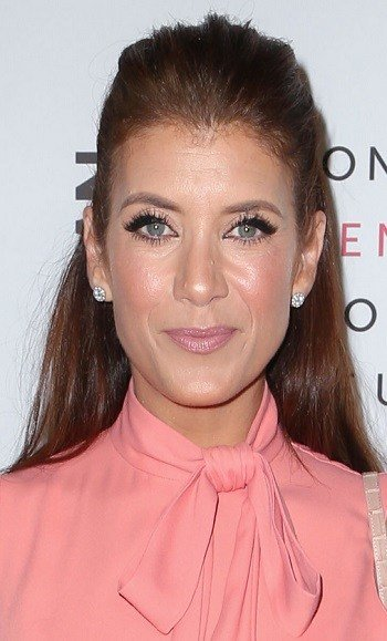 The Best Hairstyles Kate Walsh Long Pulled Back Hairstyle Pictures