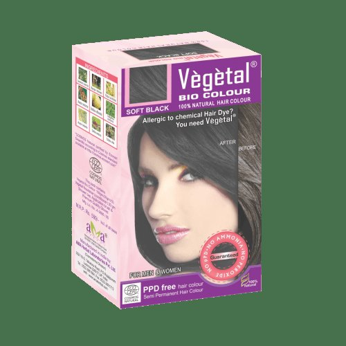 The Best Buy Vegetal Bio Colour Soft Black 150Gm Online India Pictures