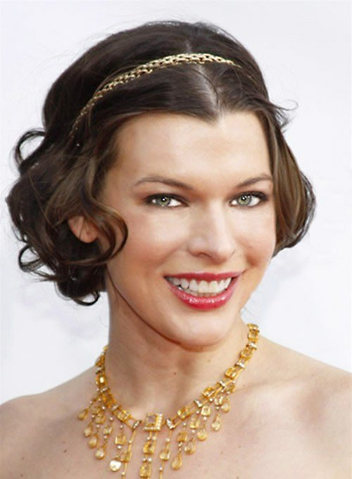 The Best 25 Best Wedding Hairstyles For Short Hair 2012 2013 Pictures