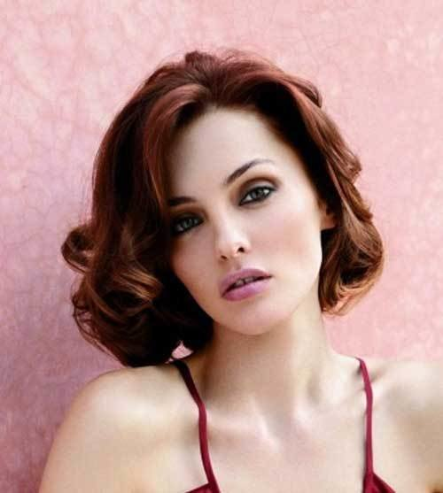 The Best Best Short Haircut For Wavy Hair Short Hairstyles 2017 2018 Most Popular Short Hairstyles Pictures