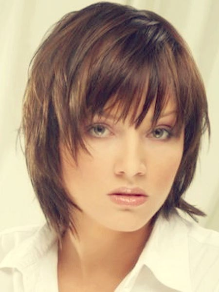 The Best Short Straight Hairstyles For 2013 2014 Short Pictures