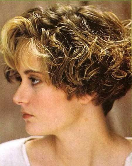 The Best 20 Best Short Curly Hairstyles 2014 Short Hairstyles Pictures