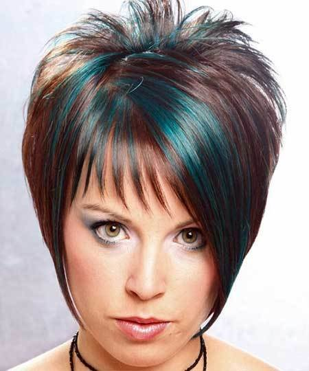 The Best 35 Short Hair Color Trends 2013 2014 Short Hairstyles Pictures