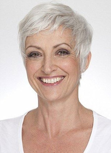 The Best Photos Of Short Haircuts For Older Women Short Pictures