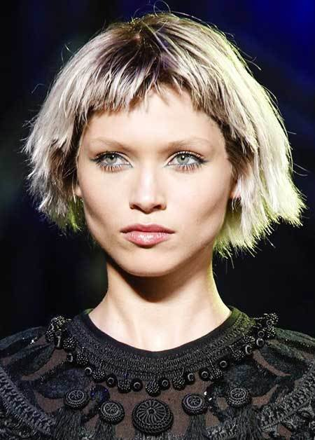 The Best Short Hairstyle Trends 2014 2015 Short Hairstyles 2017 Pictures