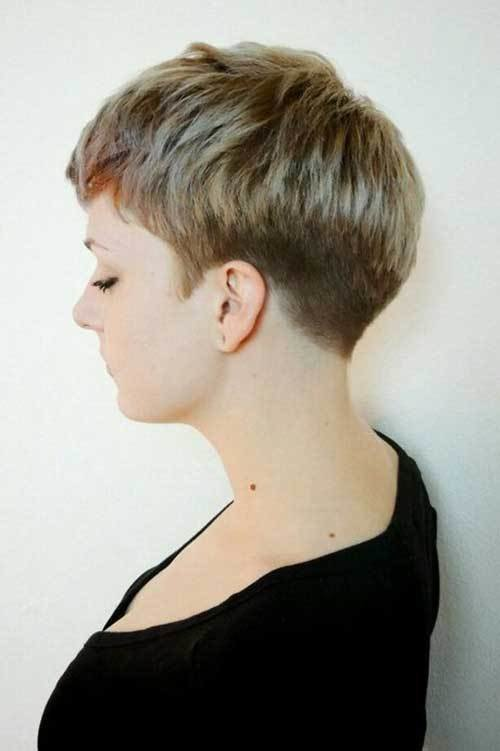 The Best 10 Very Short Pixie Haircuts Short Hairstyles 2018 2019 Most Popular Short Hairstyles For 2019 Pictures