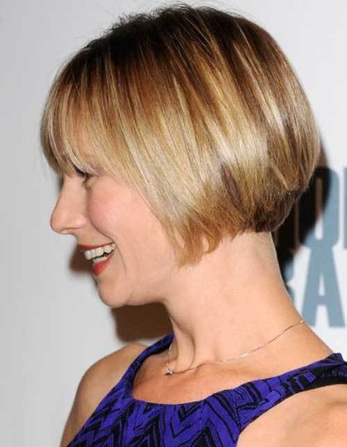 The Best Bob Cuts For Fine Hair Short Hairstyles 2018 2019 Pictures