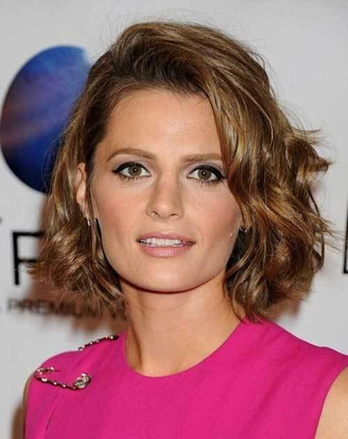 The Best Short Haircuts For Wavy Thick Hair Short Hairstyles 2017 2018 Most Popular Short Pictures