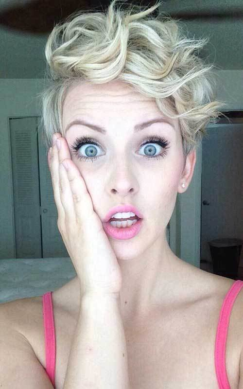 The Best Short Curly Pixie Haircuts Short Hairstyles 2017 2018 Most Popular Short Hairstyles For 2017 Pictures