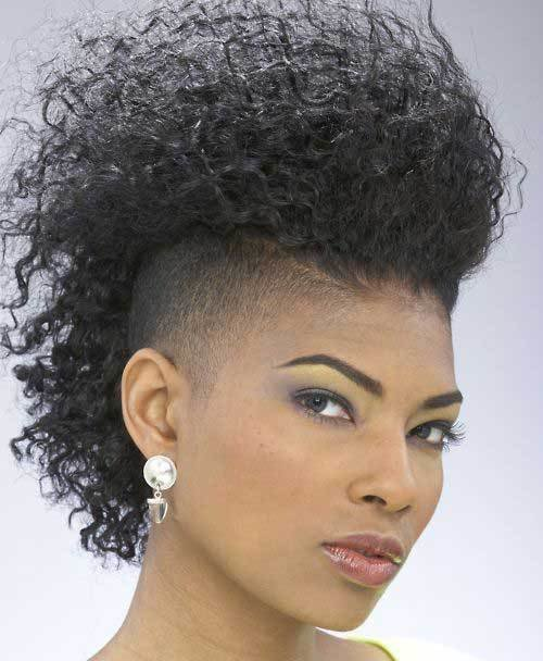The Best 20 Stylish Short Hairstyles For Black Women 2016 Short Pictures
