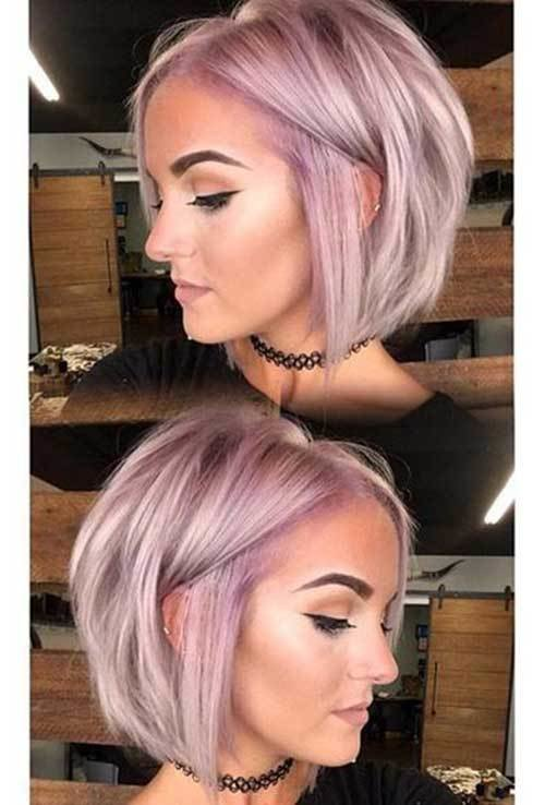 The Best 15 Cute Hairdos For Short Hair Short Hairstyles 2017 Pictures