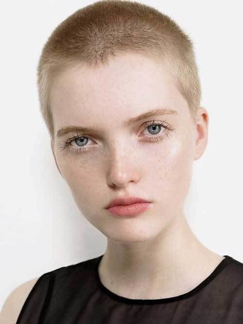 The Best 15 Good Very Short Hair Styles Short Hairstyles 2018 Pictures