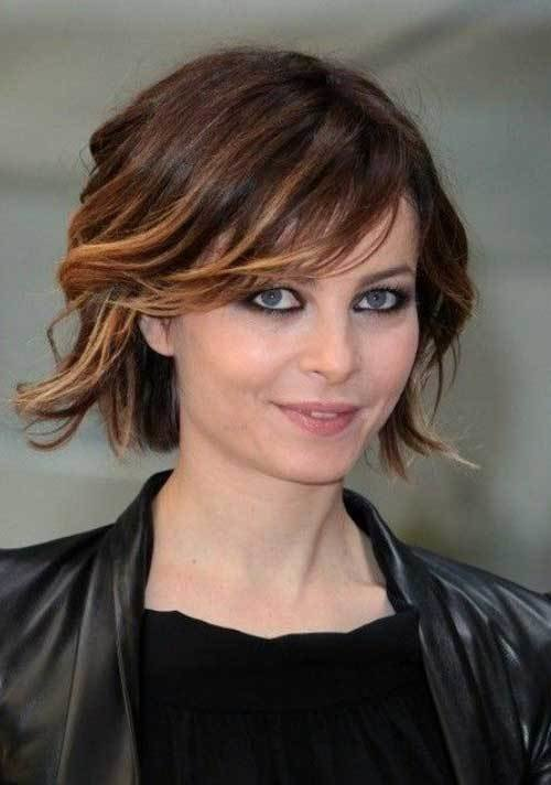 The Best 20 Short Brown Curly Hair Short Hairstyles 2017 2018 Most Popular Short Hairstyles For 2017 Pictures
