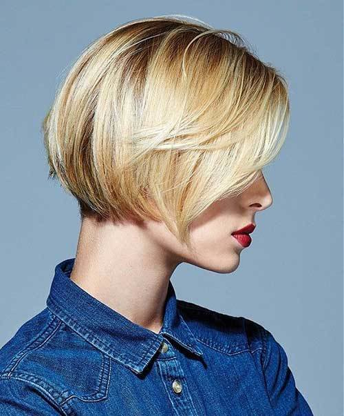 The Best 25 Short Blonde Hairstyles 2015 2016 Short Hairstyles 2018 2019 Most Popular Short Pictures