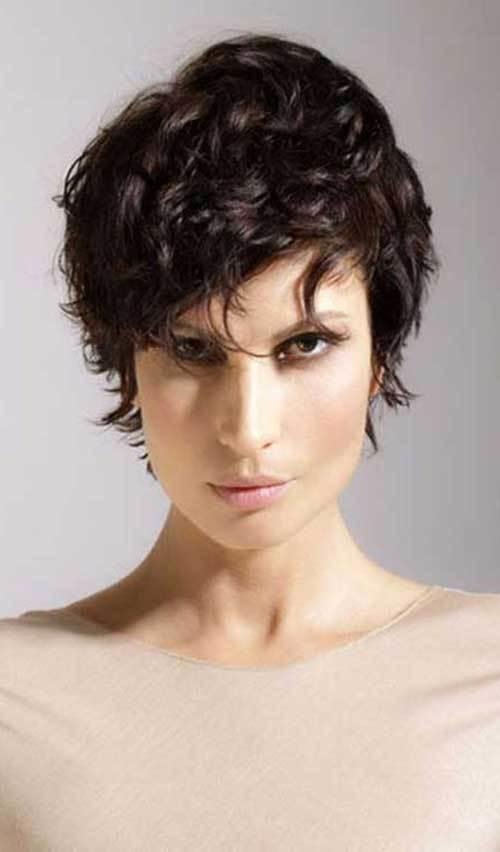 The Best 20 Short Curly Hairstyles 2015 2016 Short Hairstyles Pictures