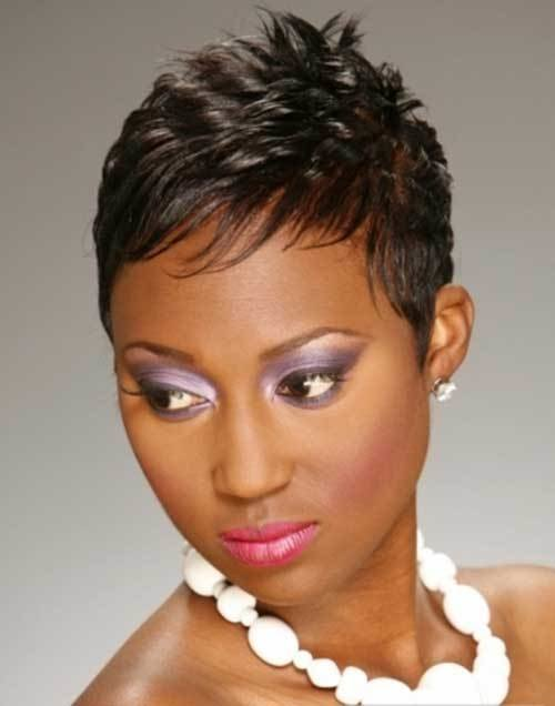 The Best Short Hairstyles For Black Women 2015 2016 Short Pictures