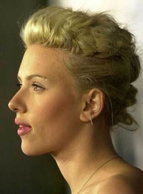 The Best Adorable Short Hairstyles With Bobby Pins Short Pictures