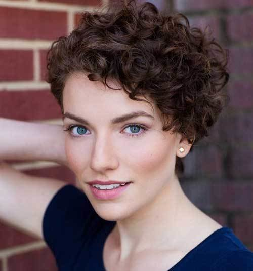 The Best Curly Short Hairstyles You Absolutely Love Short Pictures