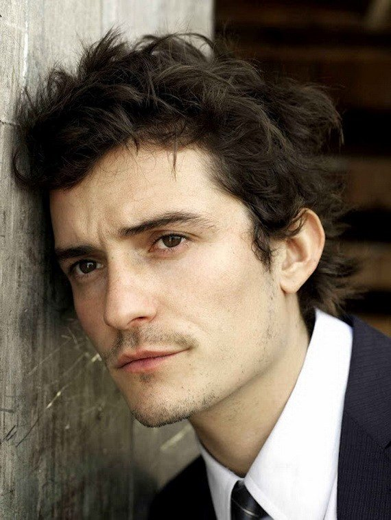 The Best Orlando Bloom Hairstyles Stylish Eve Pictures