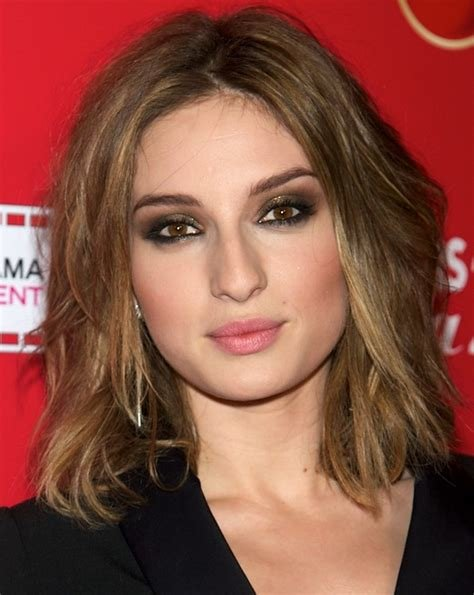 The Best Best 2016 Hairstyle For Round Long Square Face Shape Pictures
