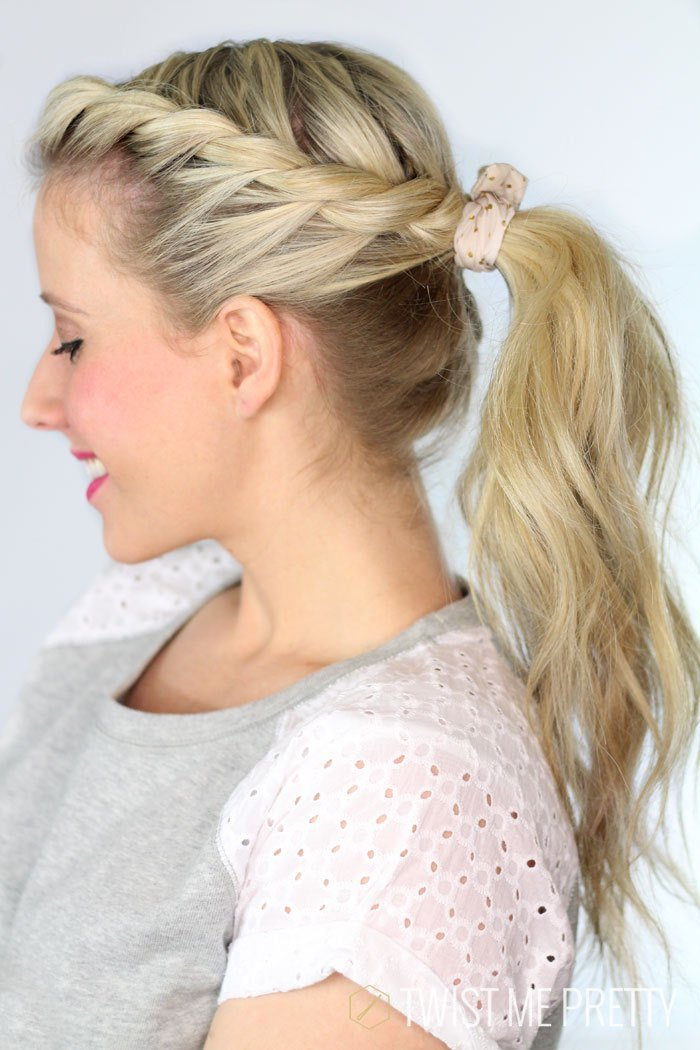 The Best 30 Hairstyles In 30 Days Challenge Second Archives Pictures