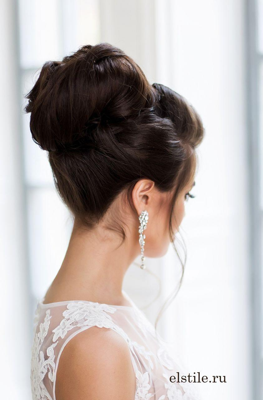The Best Topknot Wedding Hairstyle Updo Pictures