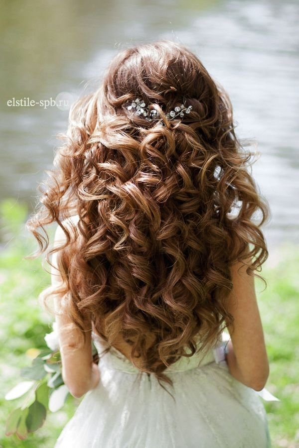 The Best 22 Bride S Favorite Wedding Hair Styles For Long Hair Pictures