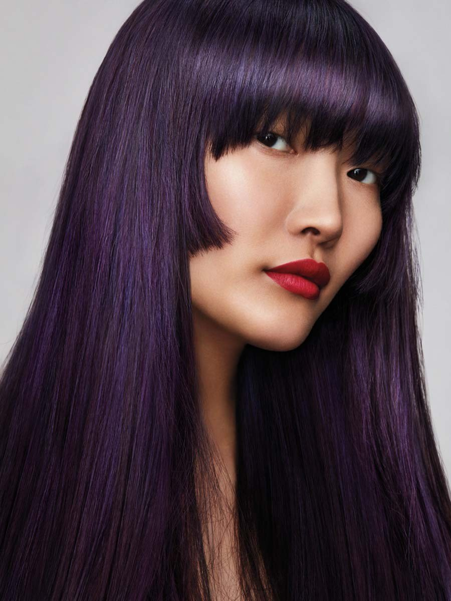 The Best Shine On Aveda S New Demi Permanent Hair Color Pictures