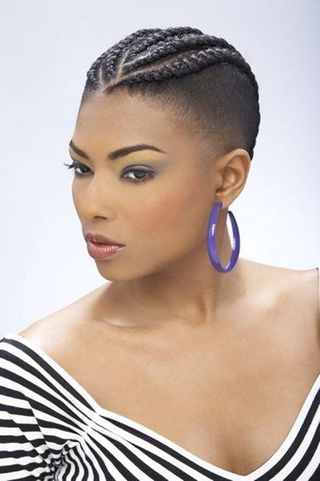 The Best 40 Super Short Haircuts For Black Women Short Pictures