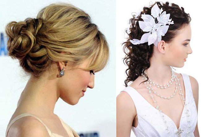 The Best Best Wedding Party Hairstyles Pictures