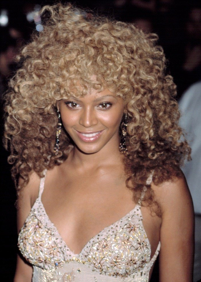 The Best Beyonce Hairstyle Timeline Photos Of Beyonce S Hair Pictures