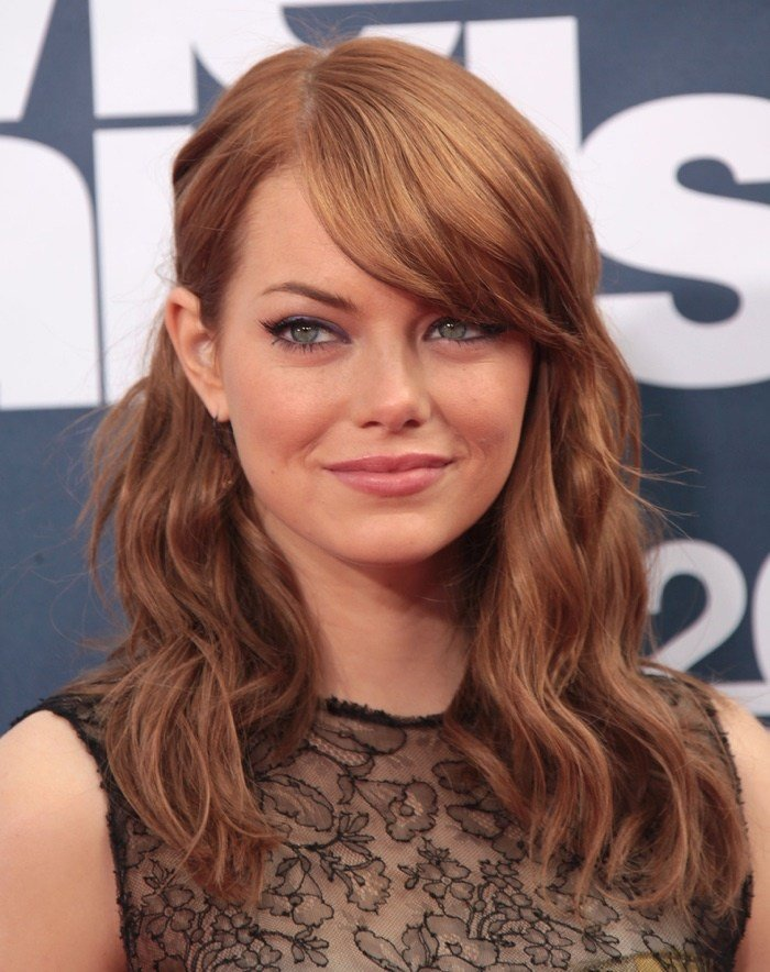 The Best Auburn Hair 10 Stars With Auburn Colored Hair Pictures