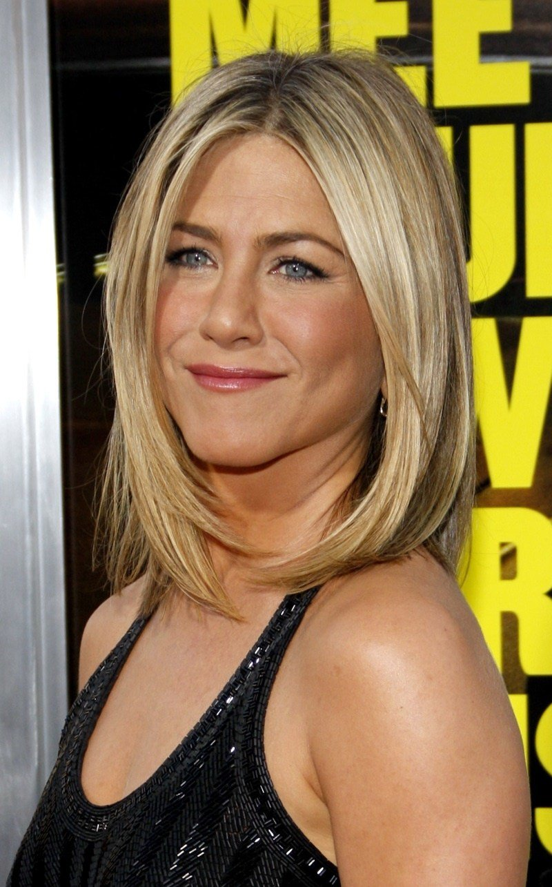 The Best Jennifer Aniston Hair Best Jennifer Aniston S Hairstyles Pictures
