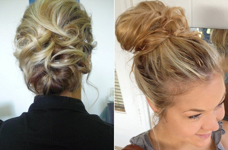 The Best Try These Easy To Do Hairstyles For A Girl S Night Out Pictures