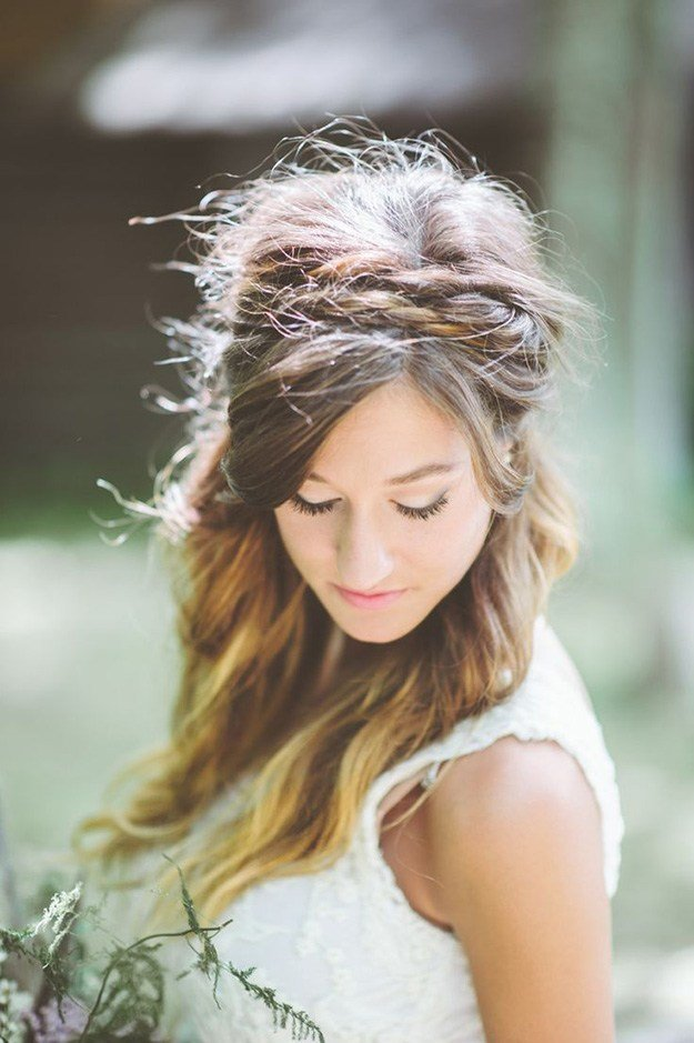 The Best Wedding Hair Styles Boho Wedding Hair Chwv Pictures