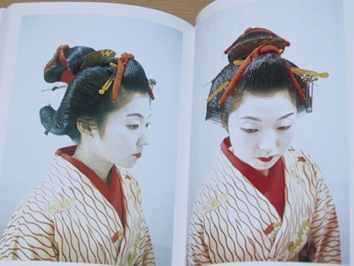 The Best A Japanese Hair Styles Kanzashi Ancient To Meiji Era Ebay Pictures