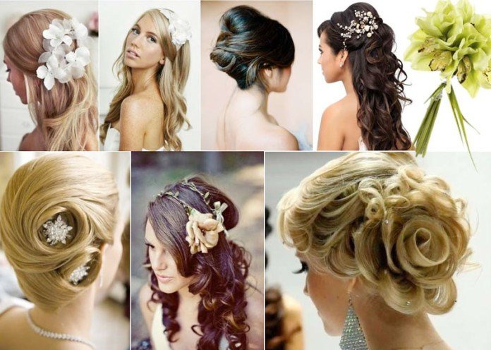 The Best 5 Types Of Wedding Hairstyles Hairstyles Pictures