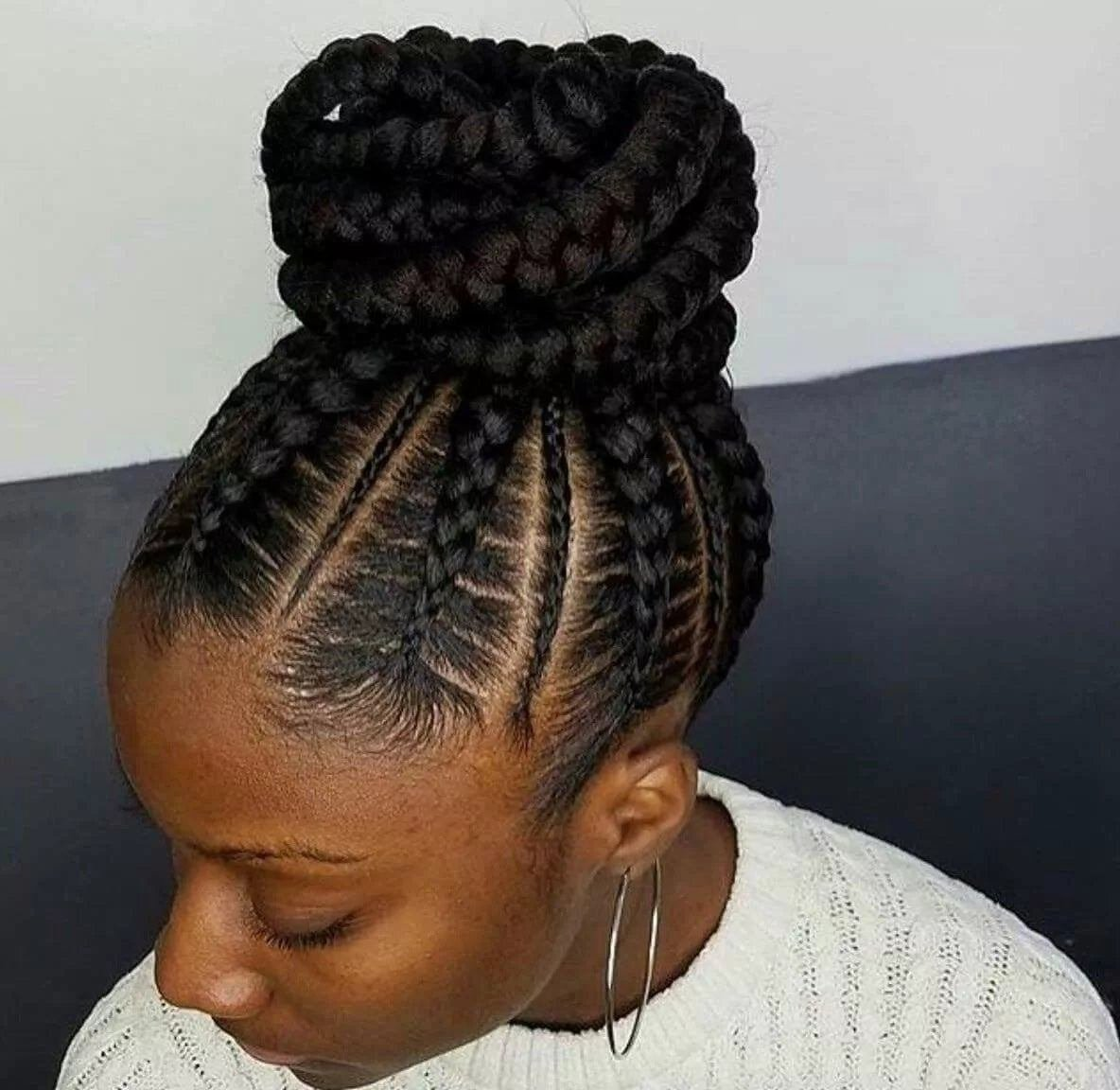The Best Top 10 African Braiding Hairstyles For Ladies Photos Pictures