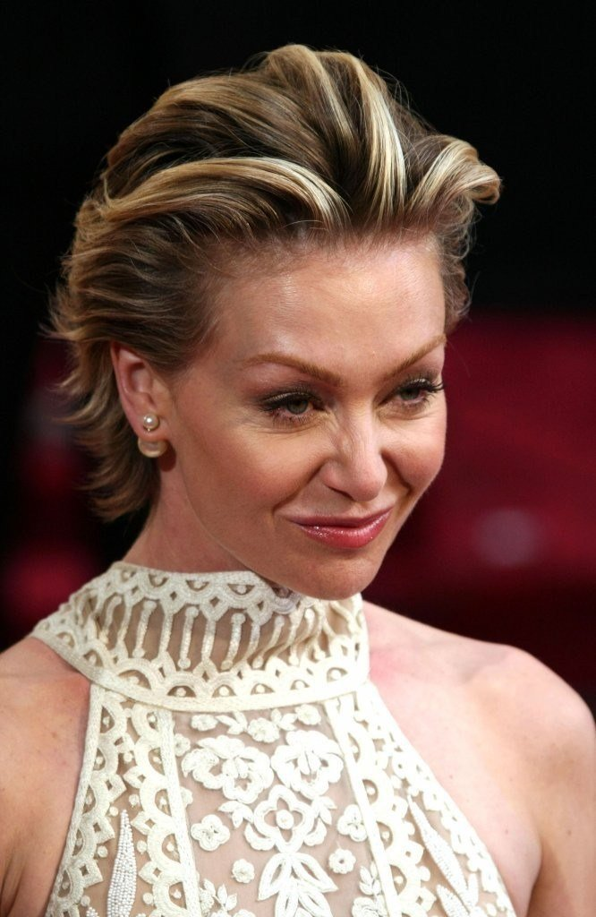 The Best Portia De Rossi Photos Photos Hairstyles At The 86Th Annual Academy Awards Zimbio Pictures