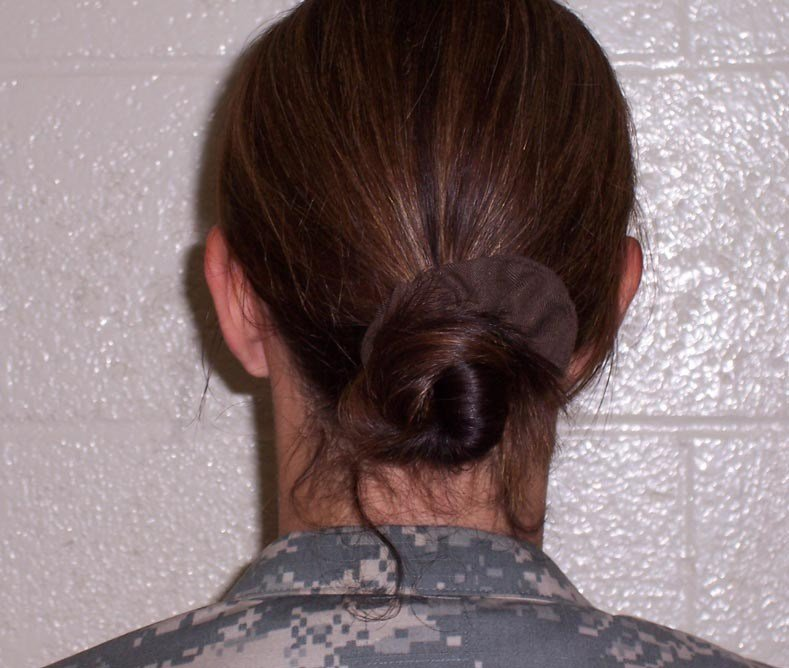 The Best Army Hairstyles Females Pictures